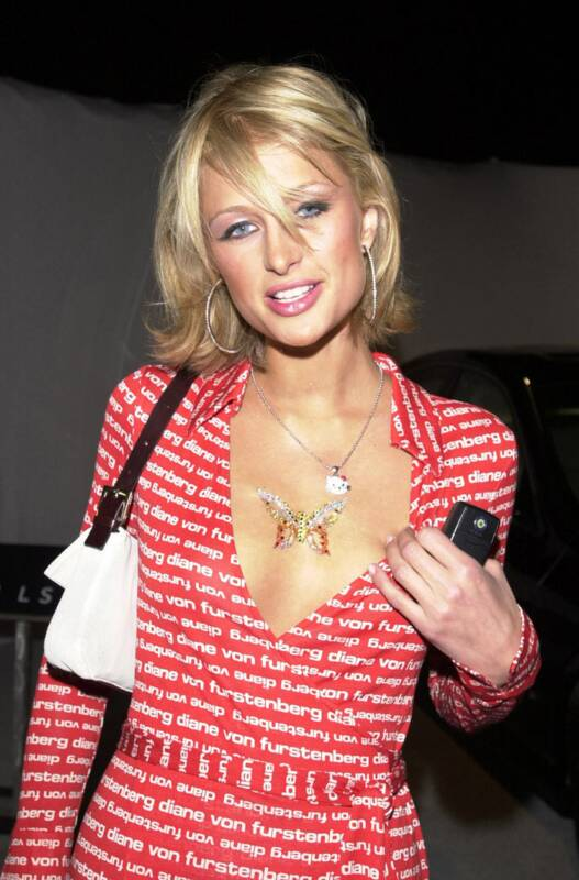Paris Hilton Non Nude Photo